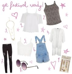 Just Little Things | Fashion, Beauty and Lifestyle Blog: Get Festival Ready With New Look