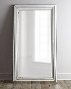 """""""Rosinna"""" Antiqued Mirror - Neiman Marcus"""