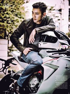 140823 Leon Korea Magazine September Issue with Siwon HQ Scans Leeteuk, Heechul, Super Junior, Choi Siwon, So Ji Sub, Korean Celebrities, Korean Actors, Korean Dramas, Don G