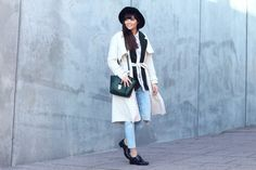 Invito shoes worn by Modavitae #inspiration #fashion #style #outfit #shoes