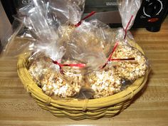 """Those Who Help Themselves: Allergies, Eczema, Autism and Me: Dealing with allergies at Halloween: """"Popcorn Balls"""" (gluten, corn, peanut, nut, refined sugar free)"""