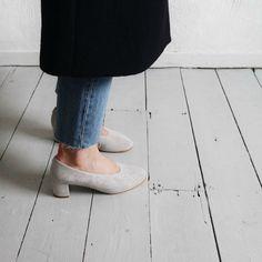 13585c6b209 brittany bathgate - Google Search Grey Shoes