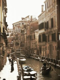 Venice - still the same after all these centuries