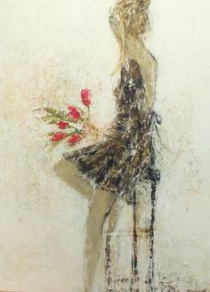 Completely by Holly Irwin | dk Gallery | Marietta, GA | SOLD