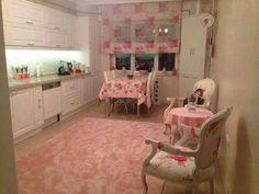 Pink kitchen- penne mutfak ❤️