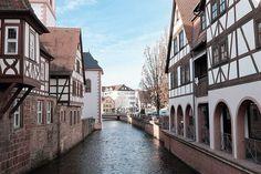 Erbach, Odenwald, Fachwerkhäuser