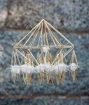 thestrawshop.com/...                       Halmkrona, Oro, Himmel, Himmeli, Straw Crown by Per-Åke Backman, Sweden. Foto Lennart Edvardsson Winter Ligth Collection model E