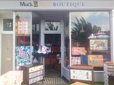 Muck N Brass, the place for all your upcycled homeware needs! Beautiful old furniture bought back to life with designer and vintage wallpaper, vintage and upcycled ceramics and glassware, original artwork and the full Archie Mac London Toy Story collection of kaleidoscopic upcycled furniture and lighting, and handmade cushions and fashion accessories :) 72 Brockley Rise, SE23 1LN