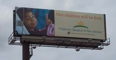 Children's Hospital of San Antonio impresses. http://PinnacleCreative.net