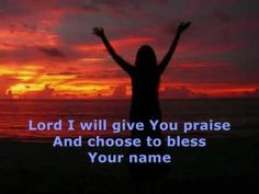 SACRIFICE OF PRAISE (With Lyrics) : Don Moen