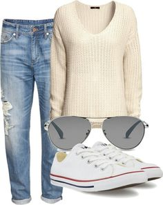 Fall outfit, lazy day!
