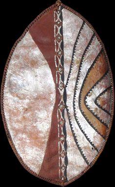 african shield designs art lesson - חיפוש ב-Google