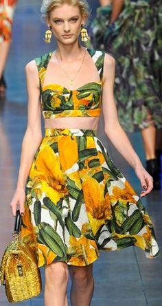 Tropicalismo - 1 (© http: laurasaintagne.blogspot.com.ar )