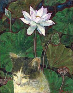 Lotus Flower 1999 Shiori Matsumoto