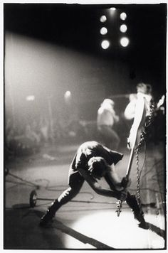 """London Calling"" Original by Pennie Smith....fantastic..i want this on our wall."