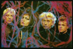 Siouxsie & The Banshees. 1986