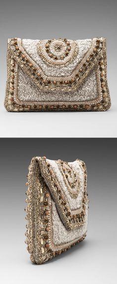 Antik Batik - Davka Clutch