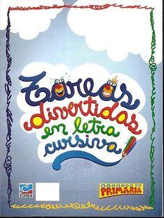 TAREAS DIVERTIDAS EN LETRA CURSIVA - Ana Martinez - Álbumes web de Picasa