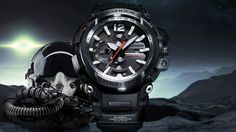 Ruling the Skies with G-Shock