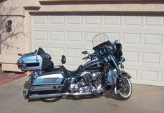 eBay: 2008 Harley-Davidson Touring 2008 Harley Davidson Ultra Classic Touring Motorcycle #motorcycles #biker