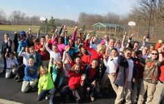 This school in Ohio is adopting the Learning Readiness Physical Education program - and is already seeing great results!