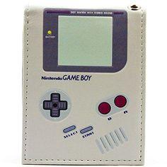 Nintendo Game Boy Ordinateur de poche d'origine gris Portefeuille: 100% nouveau produit emballé Conception unique distinctif Cadeau…