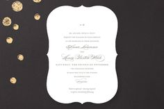 Field Wedding Invitations by toast & laurel at minted.com