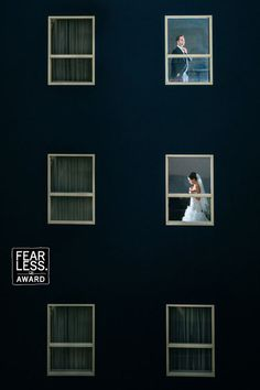 Collection 21 Fearless Award by SIVA HARAN - Toronto, ON Wedding Photographers