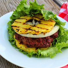 Get your grill on with these 6 mouth-watering Paleo-Friendly Burgers (low carb bun swaps too!)