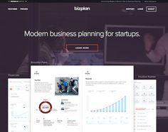 いまどきの事業計画書がオンラインで作れるbizplan