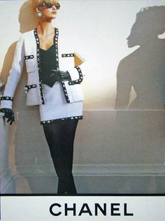 Chanel | Spring 1991: styleregistry