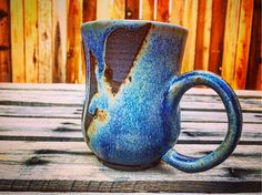"""120 Beğenme, 4 Yorum - Instagram'da Vagabond Pottery (@vagabondpottery): """"Another one of a kind mug. This was the result of a study I did a few months back as I was playing…"""""""