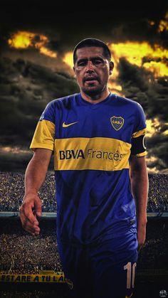 Juan Roman Riquelme - Boca Juniors History Of Soccer, Football Wallpaper, Think, Worlds Of Fun, Premier League, Fifa, Roman, Champion, Amor