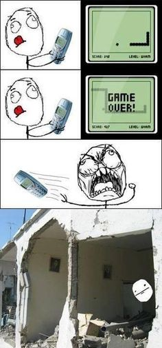 Game Over Over Reaction