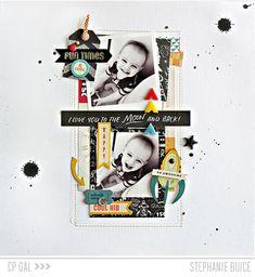 Crate Paper | Stephanie Bruice | Boys Rule