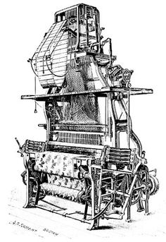 The Jacquard Loom was an influence in designing the Cult Women's line
