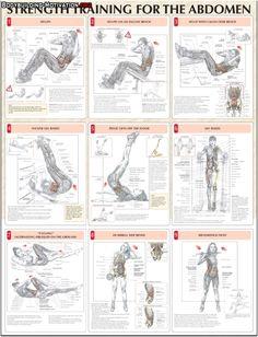 Strength Training For The Abdomen