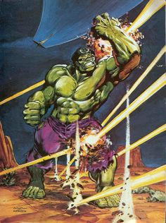 #Hulk #Fan #Art. (Hulk) By: Brent Anderson. (THE * 5 * STÅR * ÅWARD * OF: * AW YEAH, IT'S MAJOR ÅWESOMENESS!!!™)[THANK Ü 4 PINNING<·><]<©>ÅÅÅ+(OB4E)              https://s-media-cache-ak0.pinimg.com/474x/fb/8b/fa/fb8bfa2f8ed92c49f551a3fa9736be3e.jpg