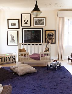 Now THIS is a well-executed kid's room. – HomeMint Founder Estee Stanley's house tour + interview!