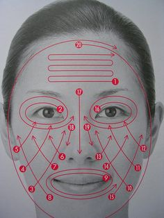 Japanese Facial Massage Once before a long time ago, I saw one of this and up to now I still relish whenever I see it