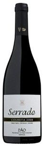 Serrado Colheita Agricola Castro De Pena Alba 2008,  Dão, Portugal.  Ultra-dry with smoky black fruit. Full-bodied. You can't beat this price. For recipe matches, http://www.nataliemaclean.com/winepicks/wine/serrado-colheita-agricola-castro-de-pena-alba-2008/106585