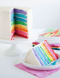 21 Rainbow Wedding Decor Ideas for the Color-Loving Couple | Brit + Co