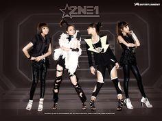 2NE1 | Acheei melhor pra faalar da 2NE1 colocaar uma foto mais ousada, por ...