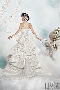 Dar Sara - Mariage - Collection 2014 - http://www.flip-zone.fr/fashion/bridal/ready-to-wear/dar-sara-4370