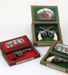 Boxed Pistols