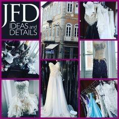 Visita da JFD Ideas and Details ao Atelier do estilista Rafael Freitas em Guimarães