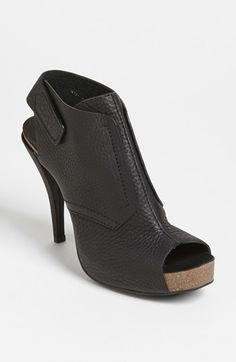 Pedro Garcia Open Toe Bootie (Nordstrom Exclusive) available at #Nordstrom