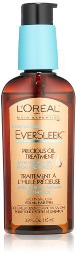 LOreal Paris Eversleek SulfateFree Smoothing System Precious Oil Treatment 39 Fluid Ounce by LOreal Paris Hair Care Beauty -- Check out this great product.