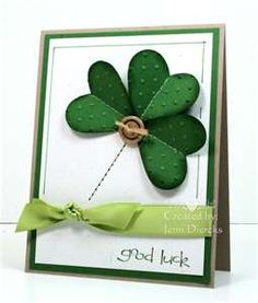 St Paddy's Day card