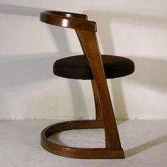 "Design. "" S "" chair. Odenwald Möbel. Germany. 1970-1975."